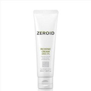 [Zeroid] ゼロイド リケニック クリーム 尿素5% 60ml
