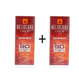 [Heliocare] ヘリオケア サンスクリーン 日焼け止め SPF90 クリームタイプ 50mlX 2EA