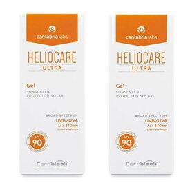 リニューアル[Heliocare] ヘリオケア サンスクリーン SPF90 ジェルタイプ 50mlX 2EA