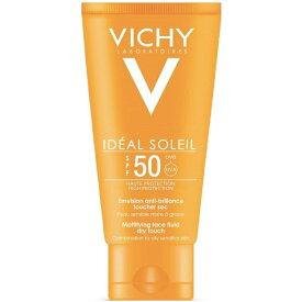 [ヴィシー] VICHY ヴィシー理想ソレイユ マティファイフェイス ドライタッチ SPF 50 50ml /Vichy Capital Soleil Ideal Soleil Dry Touch Fluid 50ml