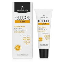 [Heliocare] ヘリオケア 360 Fluid Cream SPF50+ 50ml