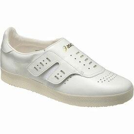 【送料無料】【asics アシックス】【シューズ 靴】トレーニングシューズ FWジェネラル アフターランナー MG−DX TGA732 01 ホワイト