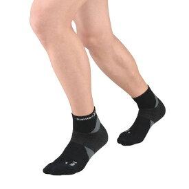 【メール便可200円】【ZAMST ザムスト】ソックスタイプサポーター 靴下 HA−1ショート(ブラック) SSサイズ AVT-375010 ブラック クリスマス プレゼント