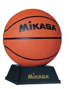 【卒業記念品】【サインボール】ミカサ MIKASA 記念品用マスコットバスケットサインボール(置き台付き) PKC3-B 化粧箱入り♪ 卒業記念品に♪ 卒団記念品[メール便不可]
