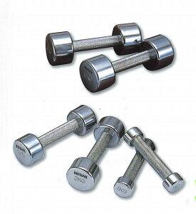【送料無料】【NISHI ニシスポーツ】【トレーニング用品】ユニットダンベル (16.0kg×2個 グリップ回転式) 筋トレ 鉄アレイ フィットネス T2913 [200410]
