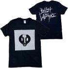 ブレットフォーマイヴァレンタイン・BULLETFORMYVALENTINE・ALBUMCROPPED&LARGELOGO・Tシャツ・バンドTシャツ