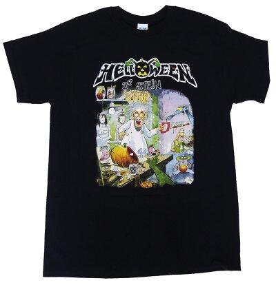 ハロウィン・HELLOWEEN・DRSTEIN・Tシャツ・メタルTシャツ