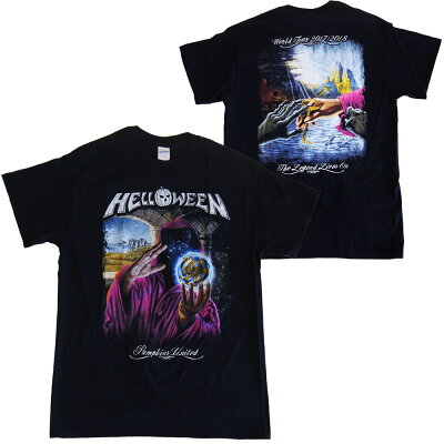 ハロウィン・HELLOWEEN・KEEPERSLEGEND・Tシャツ・メタルTシャツ