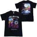 ハロウィン・HELLOWEEN・KEEPERS LEGEND・Tシャツ・ メタルTシャツ【RCP】【コンビニ受取対応商品】