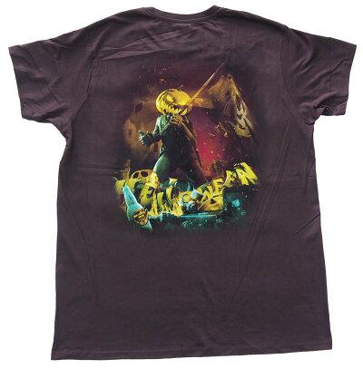 ハロウィン・HELLOWEEN・STRAIGHTOUTOFHELL・Tシャツ・メタルTシャツ