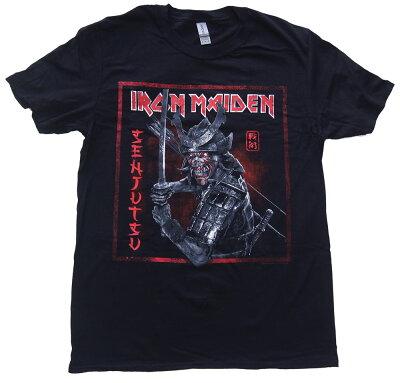 アイアンメイデン・IRONMAIDEN・SENJUTUCOVER・Tシャツ・メタルTシャツ