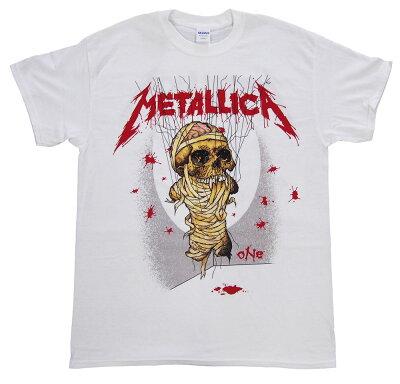 メタリカ・METALLICA・ONELANDMINETシャツ・バンドTシャツ