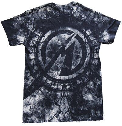 メタリカ全面プリントTシャツ、オフィシャルバンドTシャツの通販