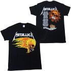 メタリカ・METALLICA・FLAMINGSKULLTOUR94・Tシャツ・メタルTシャツ