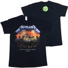 メタリカ・METALLICA・Stockholm86Tシャツ