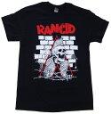 RANCID・ ランシド・CRUST SKELE-TIM BREAKOUT・Tシャツ オフィシャル バンドTシャツ
