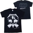 メタリカ・METALLICA・CLIFFBURTON・クリフバートン・CLIFFEMALL・Tシャツ・ロックTシャツ