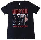 モトリークルー・MOTLEYCRUE・BOYSROOM・Tシャツ・ロックTシャツ