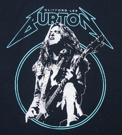 メタリカ・METALLICA・CLIFFBURTON・クリフバートン・LIVE・Tシャツ・ロックTシャツ