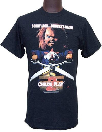 【CHILD'SPLAY2】JACKINTHEBOX映画Tシャツチャイルドプレイ2オフィシャルTシャツ【RCP】