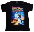 BACKTOTHEFUTURE・バック・トゥ・ザ・フューチャー・POSTER・UK版・Tシャツ・映画Tシャツ