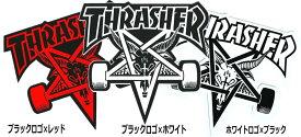 スラッシャー THRASHER SKATE GOAT STICKER ステッカー 正規品【RCP】【コンビニ受取対応商品】