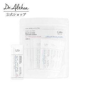 【ドクターエルシア】マルチアクション インフュージョン セラム / 美容液 保湿 エイジングケア