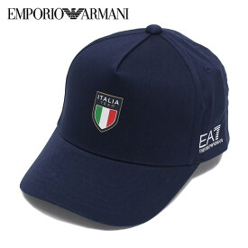 【2019-20AW】エンポリオ・アルマーニ EA7 イタリア代表公認モデル キャップ【ダークブルー(ネイビー)】275791 CC914 02836/EMPORIO ARMANI/goods