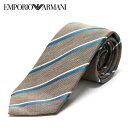 【楽天スーパーSALE POINT UP】【2020SS】エンポリオアルマーニ ネクタイ necktie【SAND YELLOW】340182 0P312 00051/…