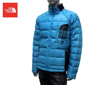 【2019-20AW】ザ・ノースフェイス PEAKFRNTR ダウンジャケット【ACOUSTIC BLUE】T93L18 JA7/THE NORTH FACE/m-outer