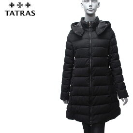 【2019-20AW】タトラス ZEJA ウールダウンコート【BLACK】LTA20A4758 BLACK/TATRAS/l-outer