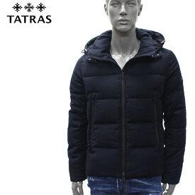 【2019-20AW】タトラス AGORDO bottoウール ダウンジャケット【D.NAVY】MTK20A4148 D.NAVY/TATRAS/m-outer