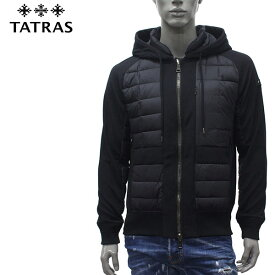 【2019-20AW】タトラス DONEC ダウンジャケット【BLACK】MTK20A4194 BLACK/TATRAS/m-outer