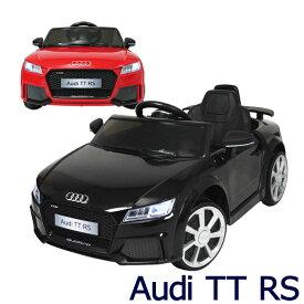 電動乗用カー アウディ Audi TTRS プロポ操作可能 子供用 電動乗用ラジコンカー 電動乗用玩具 スーパーカー おもちゃ プレゼント