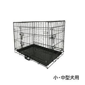 ペットケージ ペットサークル Mサイズ 犬用ケージ 犬小屋 扉付き 折りたたみ ペット 小・中型犬用 ゲージ イヌ いぬ 室内 屋内