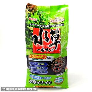 水草一番サンド 2kg 【水草用ソイル・水草一番サンド】