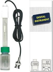 送料無料 レターパック発送 pHモニター P-1/P-2用 交換電極同梱・代引・日時指定不可
