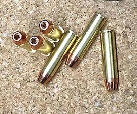 発火モデルガン357マグナムリアル発火カートリッジHWS純正ハートフォード