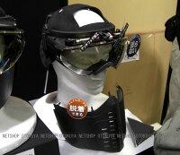 プロゴーグルメガネをかてけていても曇らない東京マルイアクセサリー