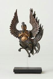 仏像  迦陵頻伽 笙(かりょうびんが しょう ) スモールサイズ