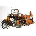 ブリキのおもちゃ レトロバイク・ウエスタンB