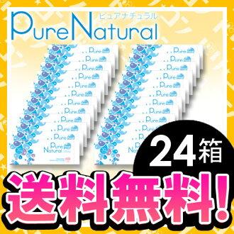 Purenaturalwander 30 24 件套 (眼 12 分鐘) technomedical 一天一次性隱形眼鏡