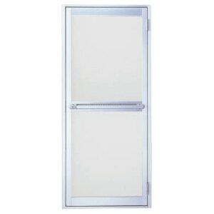 浴室ドア 枠付 LIXIL リクシル トステム ロンカラー浴室用 タオル掛け付 樹脂パネル【風呂】【開きドア】【建具】 ドリーム