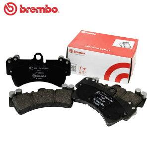コラード ブレーキパッド 50PG 90-95 フロント用 ブラック Brembo(ブレンボ) P85 011