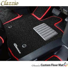 コペンセロ フロアマット LA400K H26/6- カスタムマット 1台分 Clazzio(クラッツィオ) ED-0681-Y101