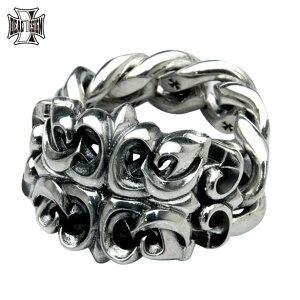 DEAL DESIGN ディールデザイン チェーングラムリップ メンズ 指輪 392270 【メーカー取り寄せ品】