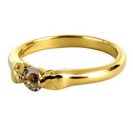 メーカー取り寄せ品/インスネイブリング(10金イエローゴールド)/指輪/GIGOR/ジゴロウ