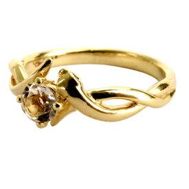 メーカー取り寄せ品/マリースネイブリング(10金イエローゴールド)/指輪/GIGOR/ジゴロウ