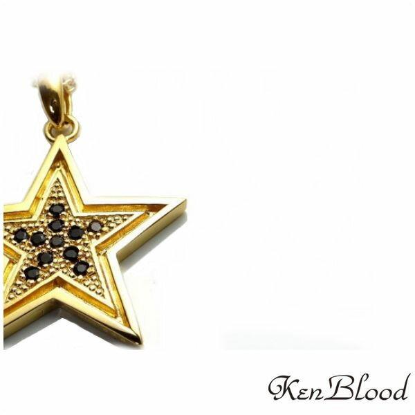 新作/KP-414 ペンダント/ゴールド/Ken Blood/ケンブラッド