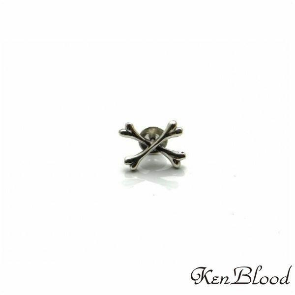 新作/KP-425B-SVピアス/片耳分/Ken Blood/ケンブラッド